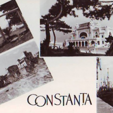 R 6180 Constanta Necirculata - Carte Postala Dobrogea dupa 1918