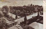 R 5764 Timisoara Podul Decebal peste Bega Circulata