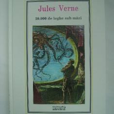 Jules Verne - 20.000 de leghe sub mari (Adevarul, 2010)
