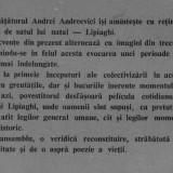 Serghei krutilin - amintiri din lipiaghi - Roman, Anul publicarii: 1965