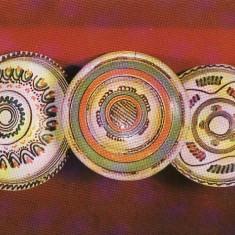Ceramica de Horezu -carte postala RSR