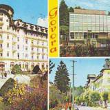 S 3657 Govora Pavilionul si Oficiul PTTR Circulata