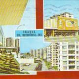S 3604 Orasul Gheorghe Gheorghiu Vederi Circulata