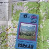 Colectia Muntii Nostri - Nr. 42 Muntii Birgau - Carte Geografie