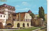 S 5153 Vedere Muzeul Curtea Veche  Bucuresti circulata