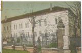 CFL 1918 ROMANIA ilustrata scoala din Simeria judetul Hunedoara