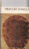 Miniatura spaniola-carte arta-de Virginia Cartianu