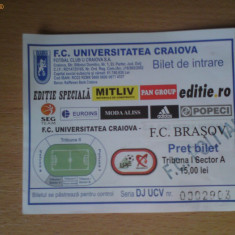 + Bilet Trib I meci Craiova - Poli Iasi 21.03.2010 + - Bilet meci