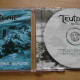 TEUTONIC - Teutonic Invasion (CD original)