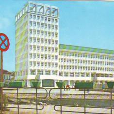 S 4066 Targoviste Palatul Administrativ circulata