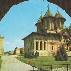 S 4074 Targoviste Biserica domneasca necirculata
