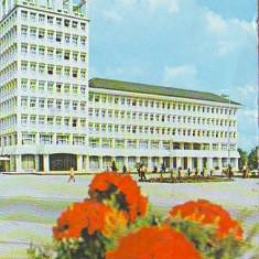 S 4080 Targoviste Palatul Administrativ circulata
