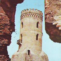 S 4084 Targoviste Turnul Chindiei circulata