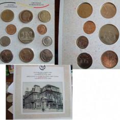 Set monetarie Belgia 1989, Europa