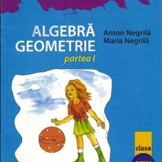 Mate 2000 +7/8 -Algebra, geometrie - clasa a VIII-a - Manual scolar paralela 45, Clasa 8, Paralela 45, Matematica