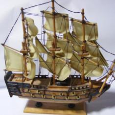MACHETA NAVA,, H.M.S.VICTORY 1805-STARE EXCELENTA - Macheta Navala