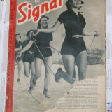 Revista de RAZBOI SIGNAL Germana Nr. 6 1941 Nr. 2 Martie - Fotografie veche