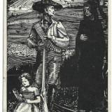 IIlustrata GERMANIA, COLONII, TRANSVAAL circulata 1900