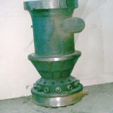 Pompa 200FT pentru presa 200 tone ISAMA - Pompa gradina