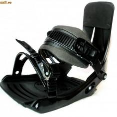 Legaturi Snowboard Rage MP180 Black S/M/L noi - Echipament snowboard