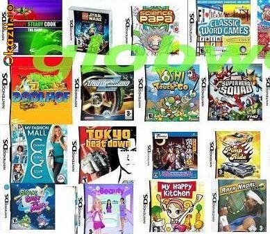 Vand JOCURI Nintendo DS foto mare