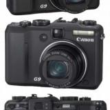 Aparat Foto Digital Compact Canon PowerShot G9 12.1MP - Aparate foto compacte