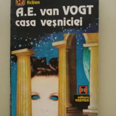 CASA VESNICIEI - A.E. van VOGT (sf) - Carte SF