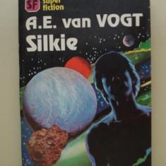 SILKIE - A.E.van Vogt (sf) - Carte SF