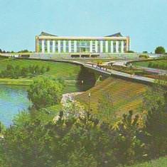 S5898 BUCURESTI Palatul Sporturilor si Culturii 1986