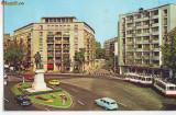 S5987 BUCURESTI Piata Mihai Kogalniceanu 1980