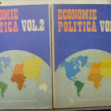 Economie politica 2 vol - Carte Economie Politica