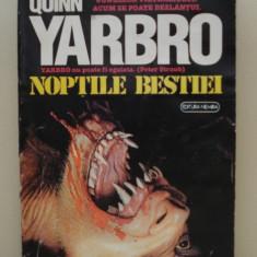 NOPTILE  BESTIEI - Chelsea Quinn - YARBRO