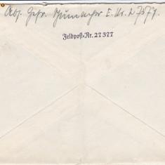 PLICURI CENZURATE MILITAR GERMANIA CNZ 24 - Plic Papetarie
