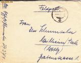 PLICURI CENZURATE MILITAR GERMANIA CNZ 40