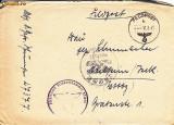 PLICURI CENZURATE MILITAR GERMANIA CNZ 42