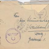 PLICURI CENZURATE MILITAR GERMANIA CNZ 48