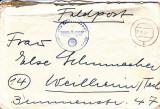PLICURI CENZURATE MILITAR GERMANIA CNZ 49
