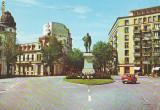 S 6673 BUCURESTI Statuia lui M.Kogalniceanu Circulata