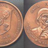 Cluj expozitia maximafilie 9 mai 1985, ziua victoriei - Medalii Romania