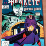 Solo Avengers.Hawkeye and Doctor Druid #10 - Reviste benzi desenate