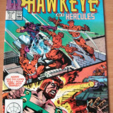 Solo Avengers starring Hawkeye and Hercules #11 - Reviste benzi desenate Altele