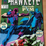 Solo Avengers starring Hawkeye and Doctor Pym #8 . Marvel Comics - Reviste benzi desenate