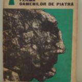 Ferma oamenilor de piatra - R. Barbulescu / G. Anania - Roman, Anul publicarii: 1969