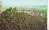 S 3111 DEVA Vedere de la Cetatea Devei CIRCULATA