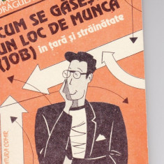CUM SE GASESTE UN LOC DE MUNCA, MAGDALENA DRAGULANESCU