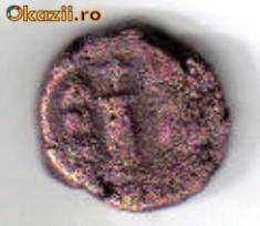 moneda roma antica,columna lui traian foto