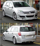 Body Kit Opel Astra H Caravan/Kombi NOU, ASTRA H combi - [2004 - 2013]