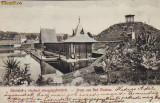 B13 Baia Ocna Bad Vizakna circulat 1906 Clasica