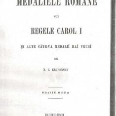 Copie carte-Krupensky-Medaliele romane sub Regele Carol I (1894)