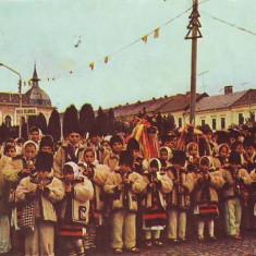 PN149Colindatori Fest.datinilor de iarna Sig.Marmatiei CIRCULATA